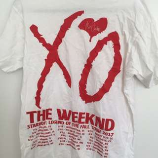 Graphic Tshirt The Weeknd
