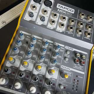 tapco mix 60