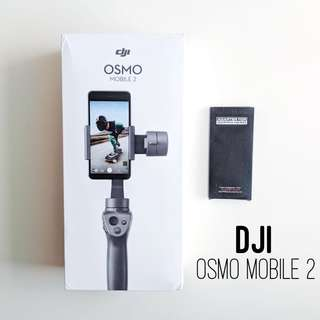 DJI Osmo Mobile 2 (DJI Official Malaysia)