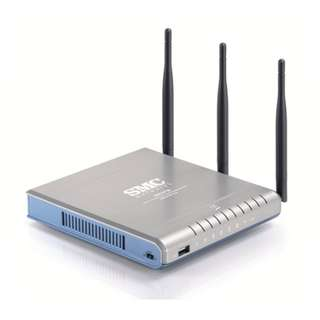 SMC SMCWGBR14-N Barricade N Router