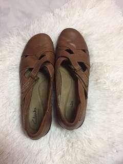 Authentic Clarks sandals