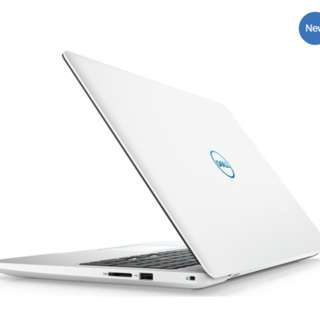 "Dell Inspiron G3 15 Gaming G3-87814GFHD-W10 15.6"" FHD IPS Laptop White ( I7-8750H, 8GB, 128GB+1TB, GTX1050Ti 4GB, W10 )"