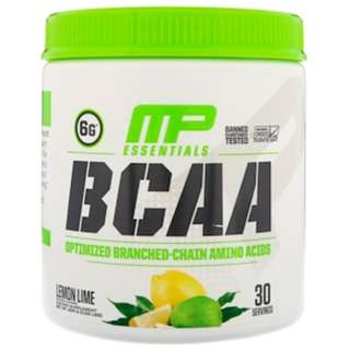 MusclePharm, BCAA Essentials, Lemon Lime, 0.52 lbs (234 g)