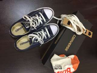 Converse size 37