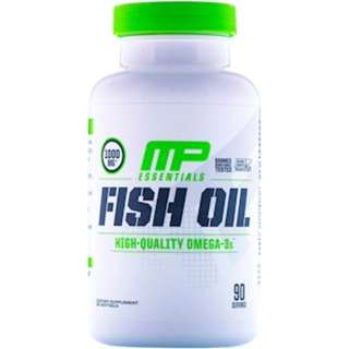 SALE MusclePharm, Essentials, Fish Oil, 90 Softgels