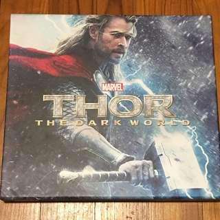 Thor: The Dark World - The Art of the Movie