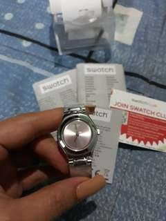 Swatch mini watch