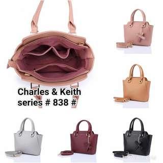 CHARLES & KEITH Single Bag  Series # 838 #