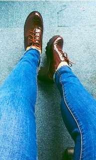 Parisian red cutie shoes