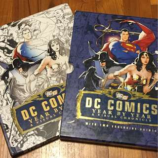 DC Comics: Year by Year - A Visual Chronicle