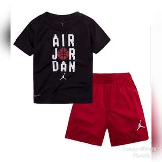 KiDS BOYS AiR JORDAN TERNO