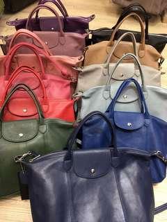 Leather Bag羊皮手袋