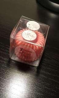3 Traceless Hair Rings from Sephora