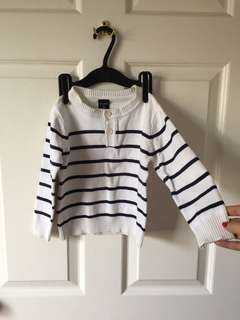 Sweater top 1-2 yrs old