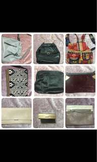 SELLING NEW OR PERFECT CONDITION BAGS $3 NEED GONE THIS WEEK