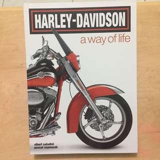 Harley Davidson A Way Of Life - Albert Saladini and Pascal Szymezak