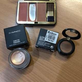 Branded makeup