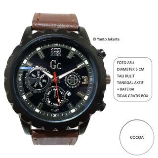 Jam tangan gc tanggal aktif