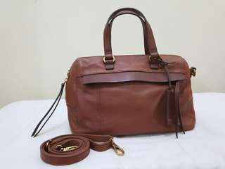 Fossil Molly Brown Bag