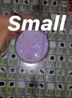 Lavender Glossy Slime(Small)