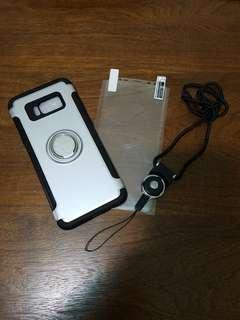 S8 Plus 手機殼 (玫瑰金/ 銀色)