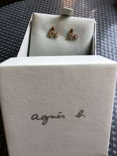Agnes B Earrings