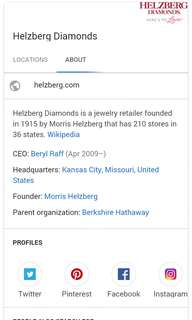 History of Helzberg (vintage) watches