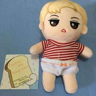 Sehun doll - exo doll {Instock}
