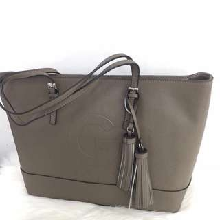 Authentic Guess Gilman Tote bag