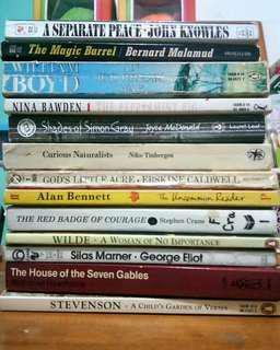 Pocket books/ Classics