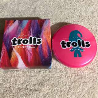 💯% MAC Trolls Beauty Powder-Glow Rida