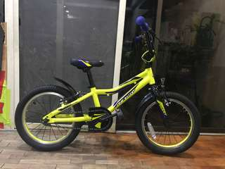 16 inch Giant Kids Bicycle