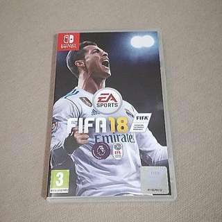 Nintendo Switch FIFA18