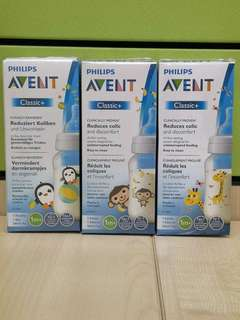 Philips Avent PP Classic+ bottle (New Version)9oz/260ml