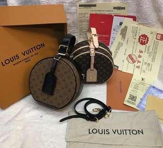 Louis vuitton petite boite bag