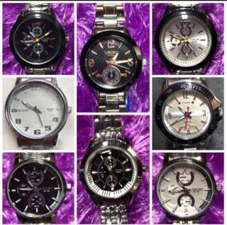 Bundle!! Any 2 Watches Japan