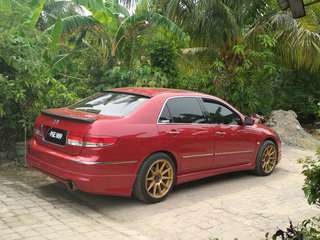honda accord 2.0 vtec tiptop