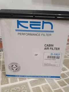 Filter AC  BRIO RS 2018