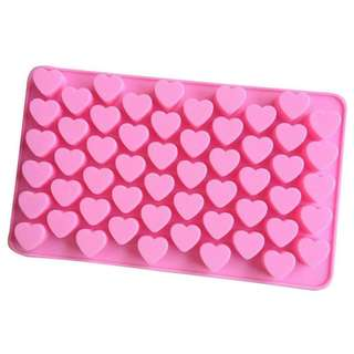 55 Hearts Chocolate/Candy Molds