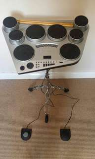 YAMAHA DD65 ELECTRONIC DRUM