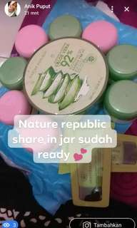 Nature republic share in jar 20ml