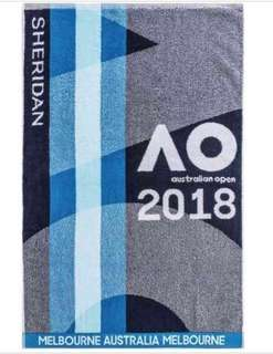 Australian Open 2018 Sheridan Gym Towel (limited edition)