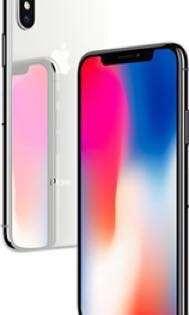 iPhone X 256GB SPACE GREY/SILVER