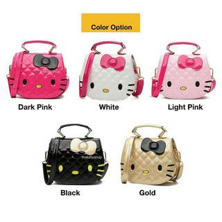 Hello Kitty Handbag (FREE POSTAGE)