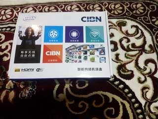 Octa - Core Smart TVBox Set.