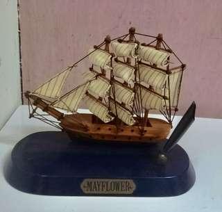 Mayflower 模型船