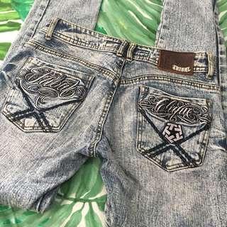 💯 Original Tribal Gear Jeans