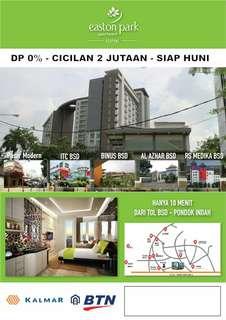 !!! Apartemen Pertama di BSD Dengan DP 0%