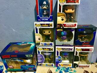 Assorted Marvel Collections