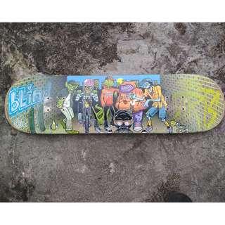 Skateboard Deck Blind 8.25